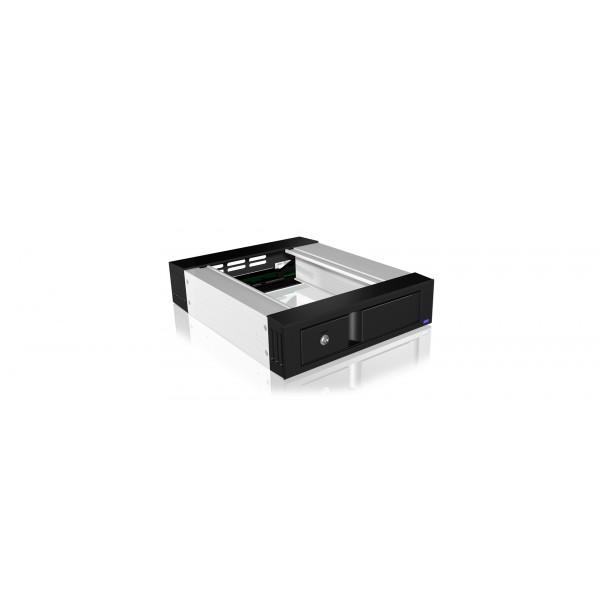 "Gaveta Hot-Swap 3.5"" Premium - ICY BOX - Alumínio"