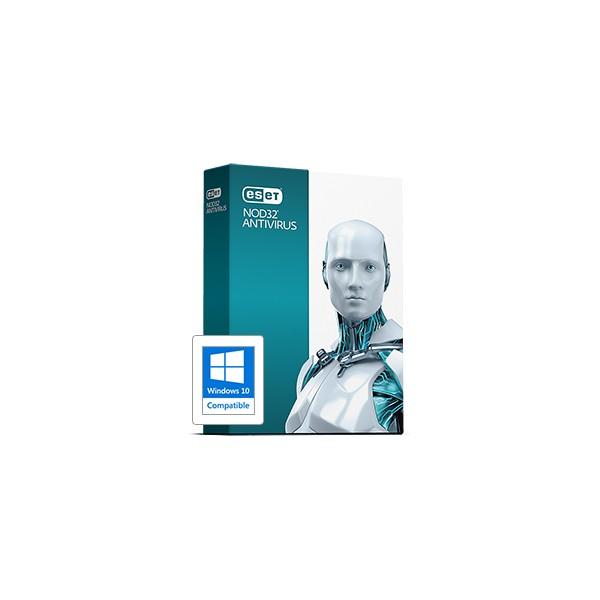 ESET NOD32 Antivirus 1 PC 1 Ano - Renovação