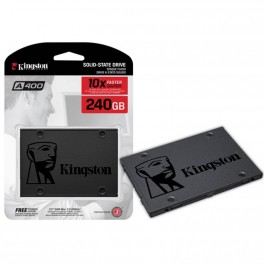 Disco SSD Kingston A400 de 240GB