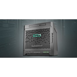 Servidor HP Enterprise MicroServer Gen10 Opteron X3216   8GB RAM