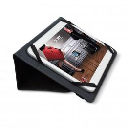 "Capa Universal PORT DESIGNS NOUMEA - Preta - Tablets 10"""