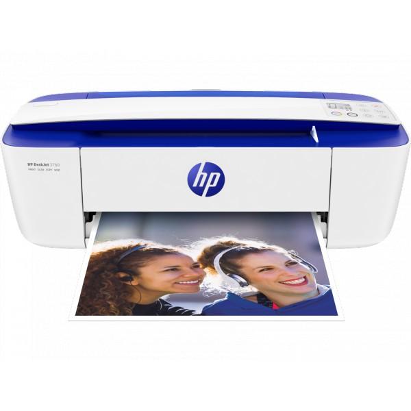 Multifunções HP DeskJet 3760 - USB + Wi-Fi